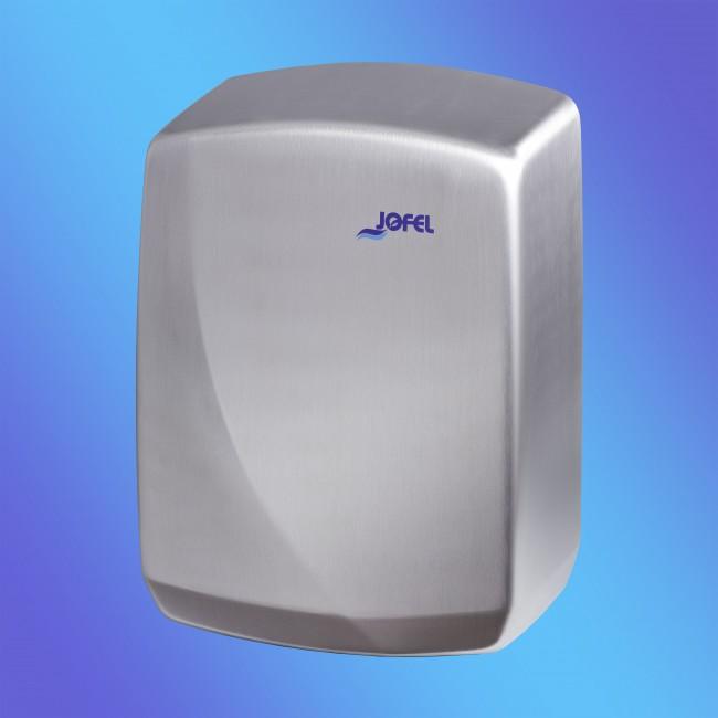 Jofel AA16500 rozsdamentes matt, automata, 2KW kézszárító